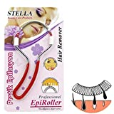 Honta Professionelle Make-Up-Tools Gesichts-Haar-Entferner Double Spring Threading Entfernung Roller...