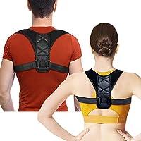 Webberstore Medizinische Rückenstütze, verstellbar, Körperhaltungs-Korrektur für Frauen und Männer, verbessert... preisvergleich bei billige-tabletten.eu