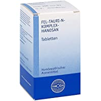 Fel Tauri N Komplex Hanosan Tabletten 100 stk preisvergleich bei billige-tabletten.eu