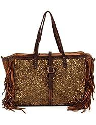 Caterina Lucchi Pailettes Handbag L4721PE1640-1702