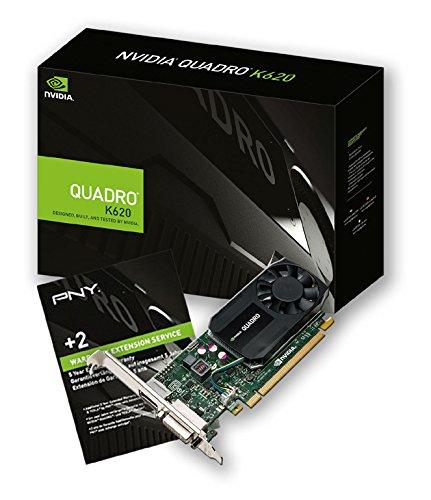 PNY Quadro K620WE 2048MB DDR3 128bit PCI-E 2.0 LP, Scheda