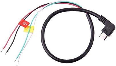 Redstrong SJCAM Original SJ4000 Kamera Zubehör USB zu AV Ausgang Kabel Micro USB zu AV FPV Out Kabel für Sjcam SJ4000