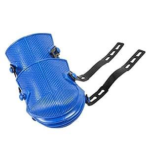 1 coppia di gomma ginocchiere ginocchio protezione - Piastrelle di gomma ...