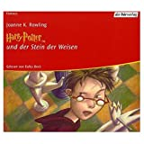 Harry Potter und der Stein der Weisen (German Language 9 Audio compact discs edition of Harry Potter and the Sorcerer's Stone) (German Edition)
