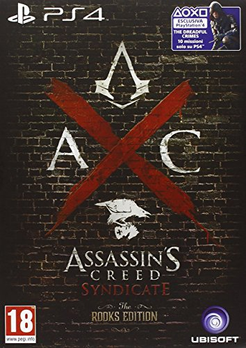Assassin's Creed: Syndicate - The Rooks Edition (Collector's)