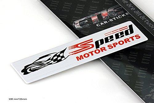 Preisvergleich Produktbild D635 Racing auto aufkleber Motor Sport 3D Emblem Badge Abzeichen emblema car Sticker