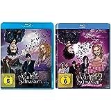 Blu-ray Set * Die Vampirschwestern - Teil 1+2
