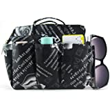 Periea - Organiseur de sac à main, 13 Compartiments - Marina (2 Couleurs)