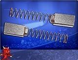 Kohlebürsten Bosch Bohrhammer B 6050, BH 2000, PBH 160, PBH 1800 RE, PBH 200 FRE