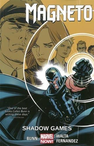 Magneto Vol. 3: Shadow Games by Cullen Bunn(2015-08-11)