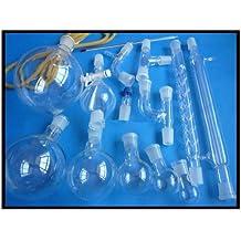 Gowe laboratorio laboratorio vetreria kit giunti, tutti i 24/29(vetro borosilicato 3.3)