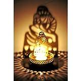 M.G.R.J Sai Baba Shadow Lamps tealight c...