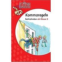 LÜK Deutsch Sekundarstufe I: LÜK, Übungshefte, Rechtschreiben, Sekundarstufe I, neue Rechtschreibung