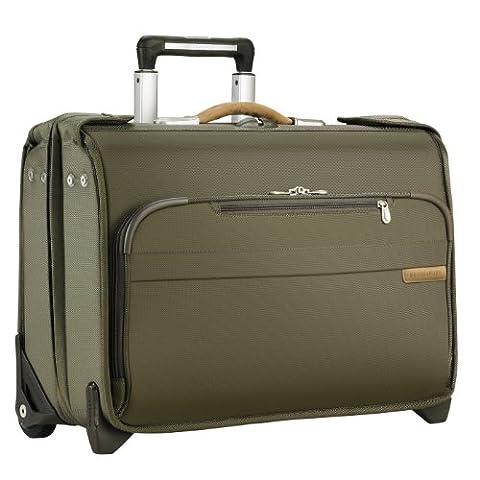 Baseline Carry-On Wheeled Garment Bag, 55cm, 48 litres,