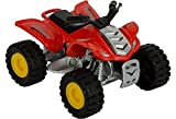 #4: Toyzone Die Cast Mud Bike with Pull Back Feature