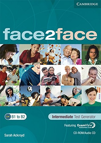 face2face Intermediate Test Generator CD-ROM