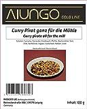 Viungo Goldline - Curry Pirat ganz für die Mühle - 100g - Nachfüllbeutel