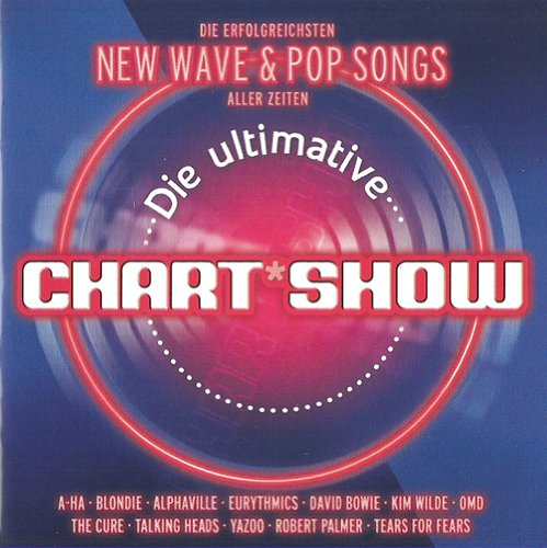 New Wave (Compilation CD, 39 Tracks) Twin Hearts Wild