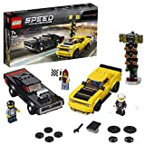 LEGO Speed Champions 75893 - 2018 Dodge Challenger SRT Demon und 1970 Dodge Charger R/T, Rallyeauto