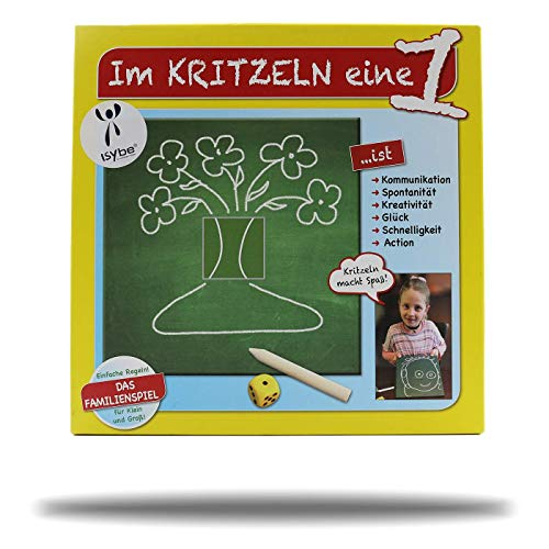 ISYbe Doodling In 1 – Kritzel Fun For The Whole Family Party.