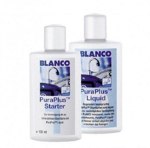 Blanco 512 494 PuraPlus Liquid Set Reinigung Pflegemittel Reiniger Spüle Küche