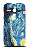 Foxercases Design The Starry Night By Van Gogh #2 Hard Back