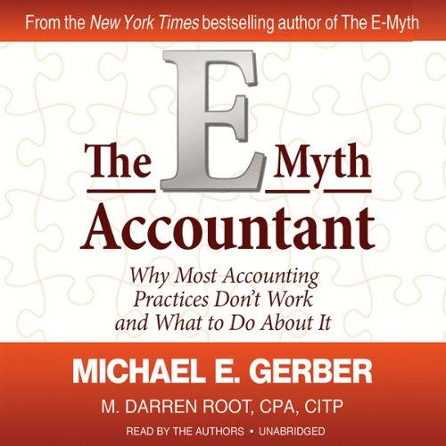 The E-Myth Accountant  Audiolibri