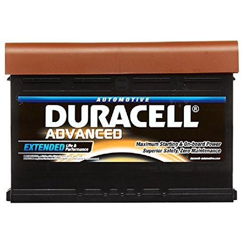 DA95H Duracell Advanced Auto Batteria 12V 95Ah (019 - DA 95H)