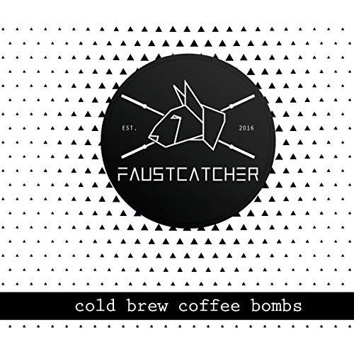 COLD BREW COFFEE BOMBS - Ready to Use - aus feinem Bio/Organic Kaffee - schokoladig-herb