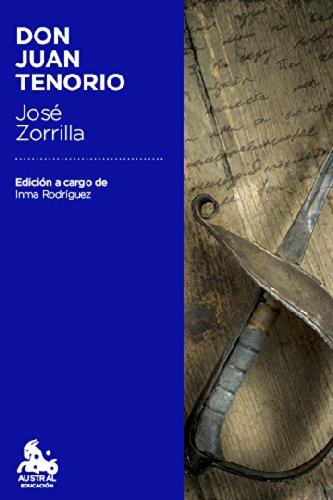 Don Juan Tenorio: Edición a cargo de Inmaculada Rodríguez-Moranta