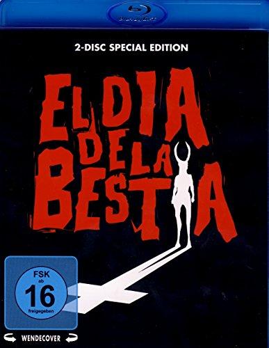 EL DIA DELA BESTIA - 2-Disc Special Edition (Blu-ray) Dia-form