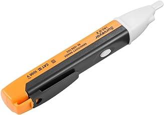 Magideal AC Voltage Tester Volt Test Pen Detector Sensor 90~1000V Non-Contact (34fc759a281af41a591a31c114687263, Multicolour)