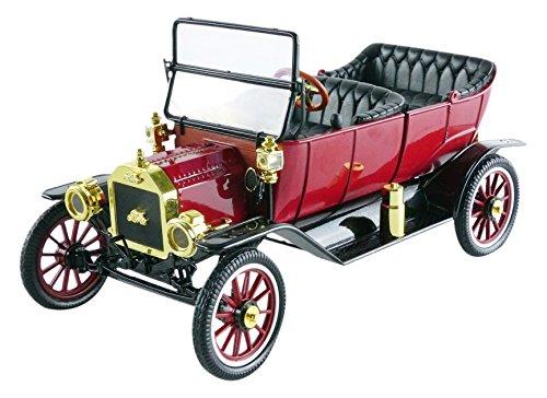 Motor City- Miniature Voiture de Collection, 88141, Rouge