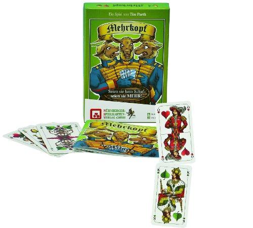 NSV - 7049 - MEHRKOPF-SCHAFKOPF für 4 - 6 Personen - Kartenspiel