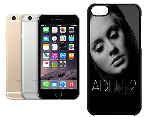 iPhone 6 / 6S Case. Image will not rub off or fade - Adele 21