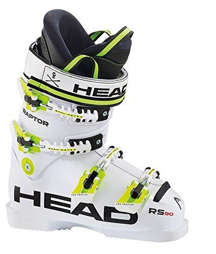 Head Raptor 90 RS Skischuhe, Weiß 27 Gelb