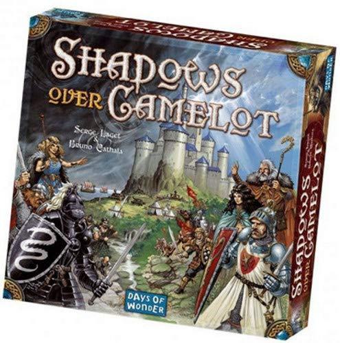 Days of Wonder Brettspiel ,Shadows over Camelot, Englisch (Brettspiele Of Wonder Days)