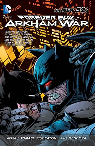 Download Forever Evil: Arkham War TP (The New 52)