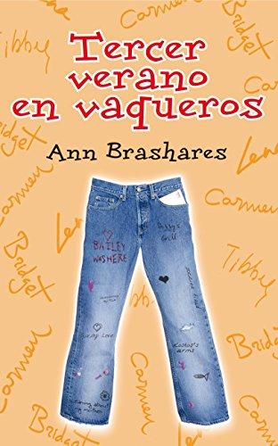 Tercer verano en vaqueros par ANN BRASHARES