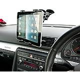 Ultimateaddons - Support de fixation pour pare brise à double ventouse compatible tablette PC Apple iPad 2 3 4 Air 9,7 pouces