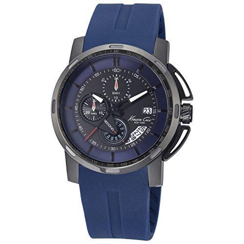 montre-kenneth-cole-affichage-bracelet-silicone-et-cadran-kc8036