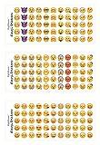 Emoji Aufkleber 12 Blätter mit gleichen Gesichtern Kinder Aufkleber von iPhone Facebook Twitter für Emoji Aufkleber 12 Blätter mit gleichen Gesichtern Kinder Aufkleber von iPhone Facebook Twitter