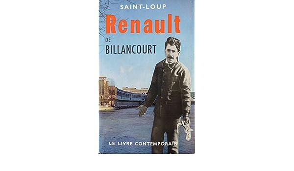 """Résultat de recherche d'images pour """"renault de billancourt saint loup"""""""