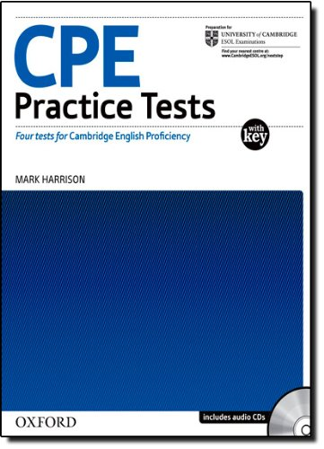 CPE practice tests. With key. Con CD Audio. Per le Scuole superiori