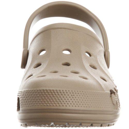 Crocs Unisex Baya Clogs, Brown (Khaki), 7 Uk Women 6 Uk Men (9 Us Women 7 Us Men)
