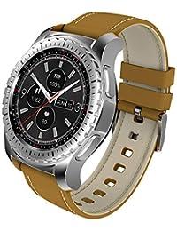 CITW Bluetooth Smart Watch Unterstützung SIM/TF-Karte Männer Armbanduhr Fitness Tracker Herzfrequenz Uhr
