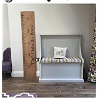 Harch Wood Couture Personalised Luxury Wooden Height Chart.