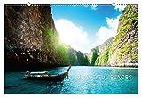 Beautiful Places 2019 - XXL Wandkalender, Landschaftskalender - 67 x 45 cm quer: Berge, Täler, Gewässer - die schönsten Orte auf dieser Welt (Monatskalender, 14 Seiten)