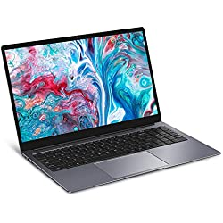 CHUWI Lapbook Plus Ordenador Portatil 15.6 Pulgadas 4K Video Ultrabook Windows 10 Intel Atom X7-E3950 hasta 2,0 GHz Quad-Core 64bits 3840 * 2160IPS 8G RAM 256G ROM