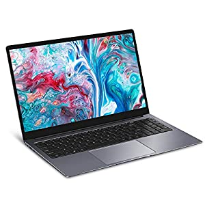 chuwi lapbook plus - 51SjV0yK6hL - CHUWI Lapbook Plus Notebook 15,6 pollici Ultrabook video 4K Windows 10 Intel Atom X7-E3950 fino a 2,0 GHz Quad-core 64 bit 3840 * 2160IPS 8G RAM 256G ROM